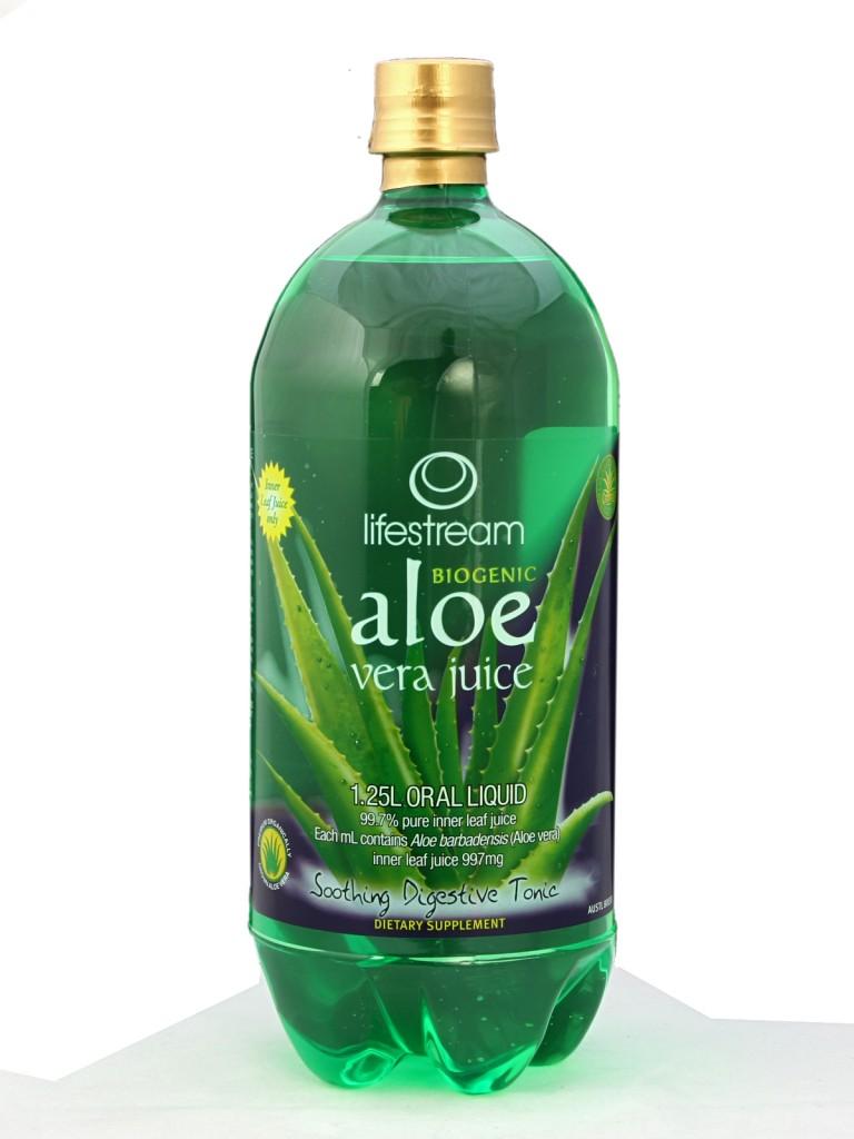Aloe Juice 1.25L Aust