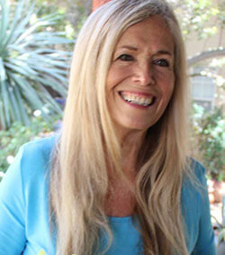 Mimi Kirk, raw food chef and author of LIVE RAW and LIVE RAW Around the World