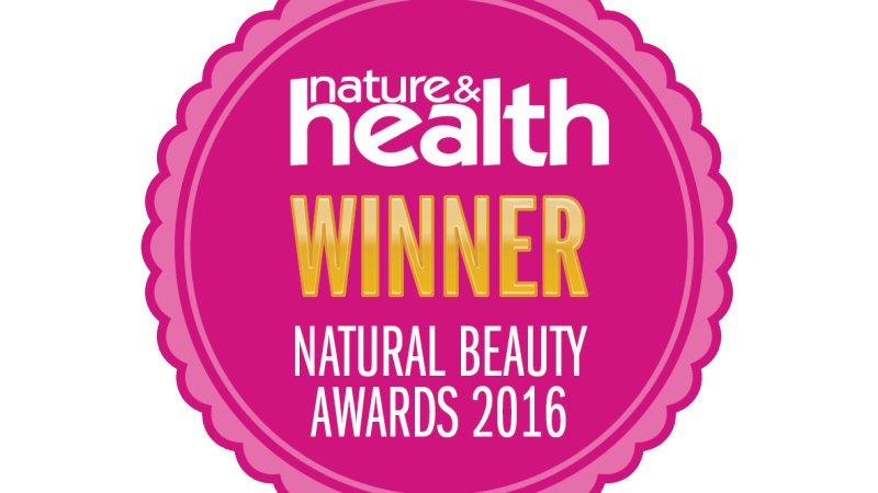 Qsilica Skin Regeneration BEAUTY SLEEP Wins Coveted Natural Beauty Award