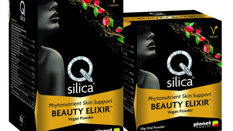 Qsilica Beauty ELIXIR™ – NEW PRODUCT RELEASE